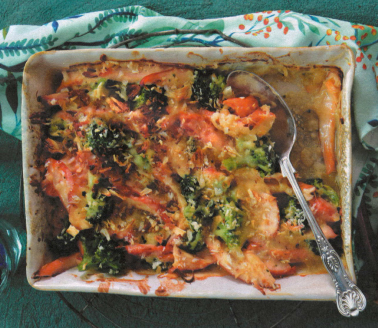Broccoli En Hoender Gebak